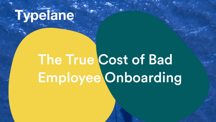 true cost of bad employee onboarding