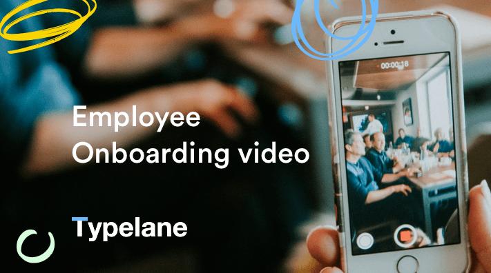 Employee onboarding videos