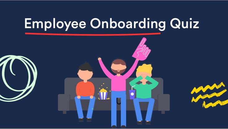 employee onboarding quiz