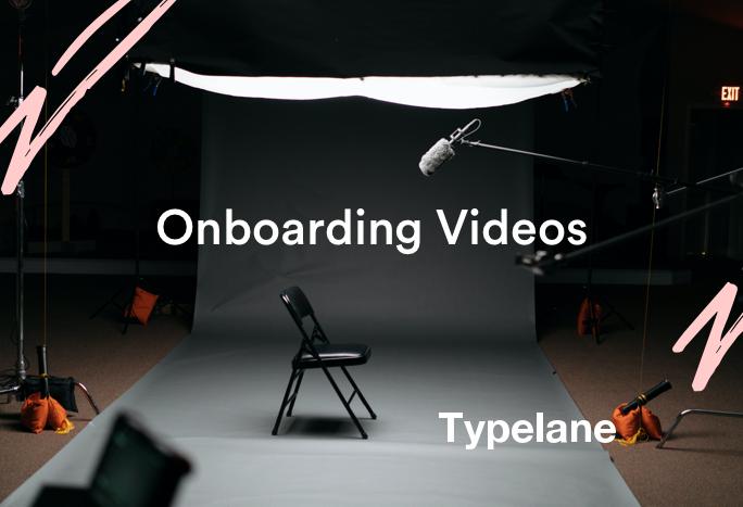 onboarding videos