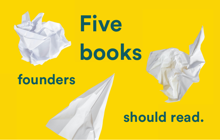 Five-books-founders-should-read
