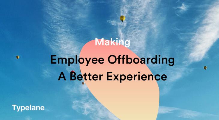 Employee offboarding